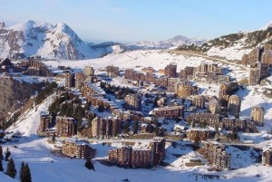 Location ski Avoriaz
