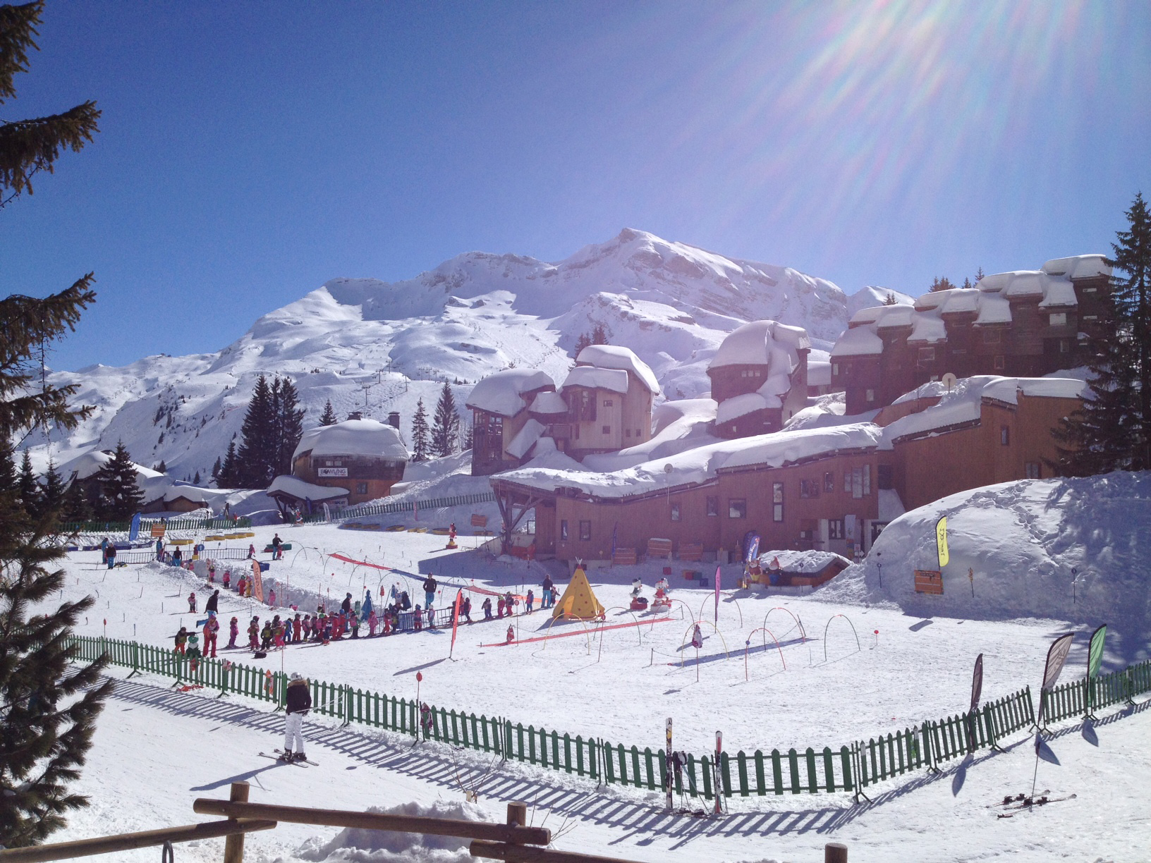 Location de ski Avoriaz